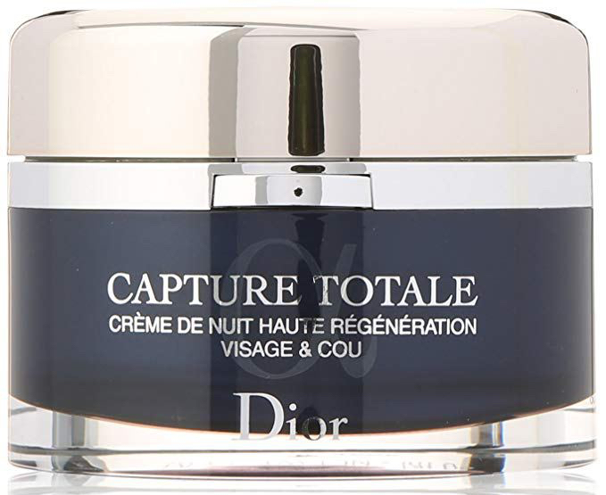 Recommended: Dior Cature Totale Night Cream. Image of product.