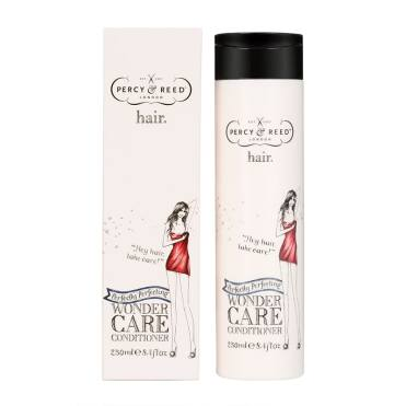 Recommended Shampoos & Conditioners for fine hair. Image of Percy and Reed Wonder Care Conditioner