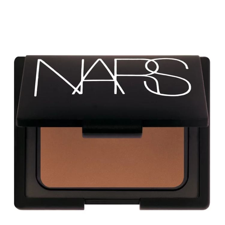 Recommended: NARS Bronzing powder. Image of NARS Bronzing Powder in Laguna on a white background