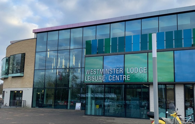 The rise of the leisure centre day spa (Verulium Spa, St Albans) Image of exterior of Westminster Lodge Leisure Centre, St Albans
