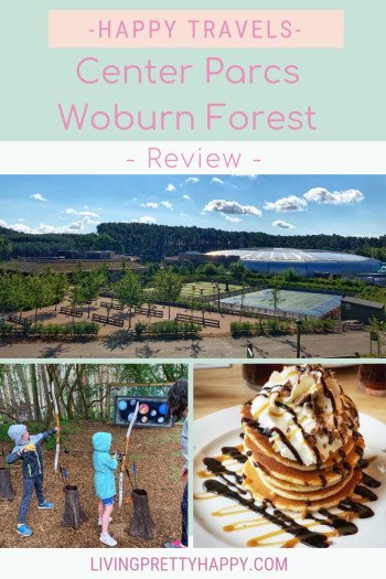 Happy Travels: Center Parcs Woburn Forest review. An in-depth review of our stay at Center Parc Woburn Forest. Including some top tips to get the most out of your stay. #centerparcs #staycation #travel #holidayreview