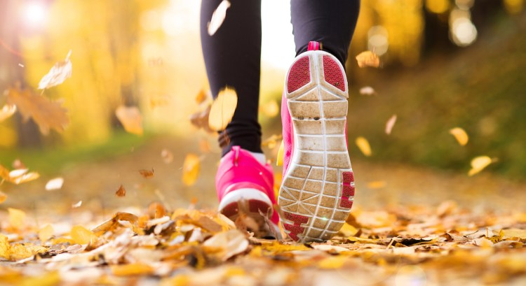 Maintaining your exercise routine is especially crucial during the autumn months