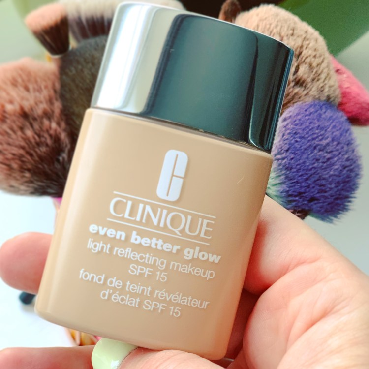 My Clinique Even Better Glow Foundation Review