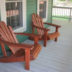 Outdoor Porch Chairs Handicap Bathtub Lift Chair Re Staining Adirondack Living Rich On Lessliving