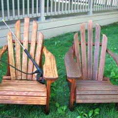 Merry Garden Adirondack Chair Swivel Plush Lovely Cedar Chairs Rtty1