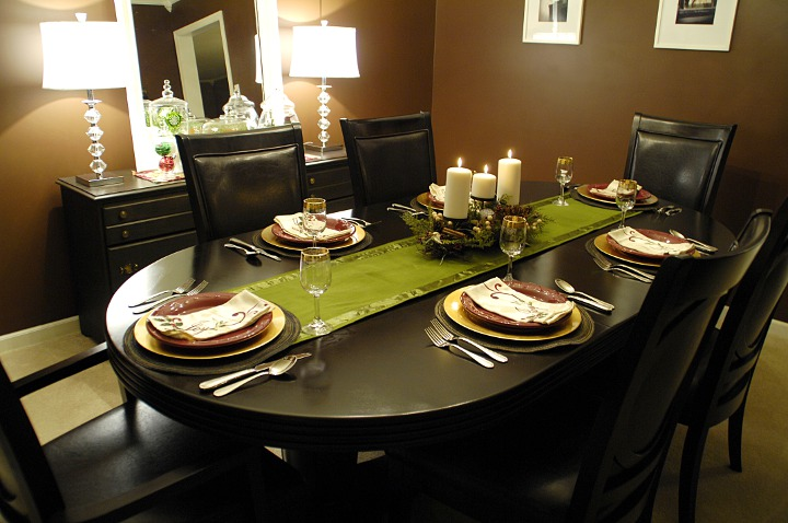 Dining Room Molding Living Rich On LessLiving Rich On Less