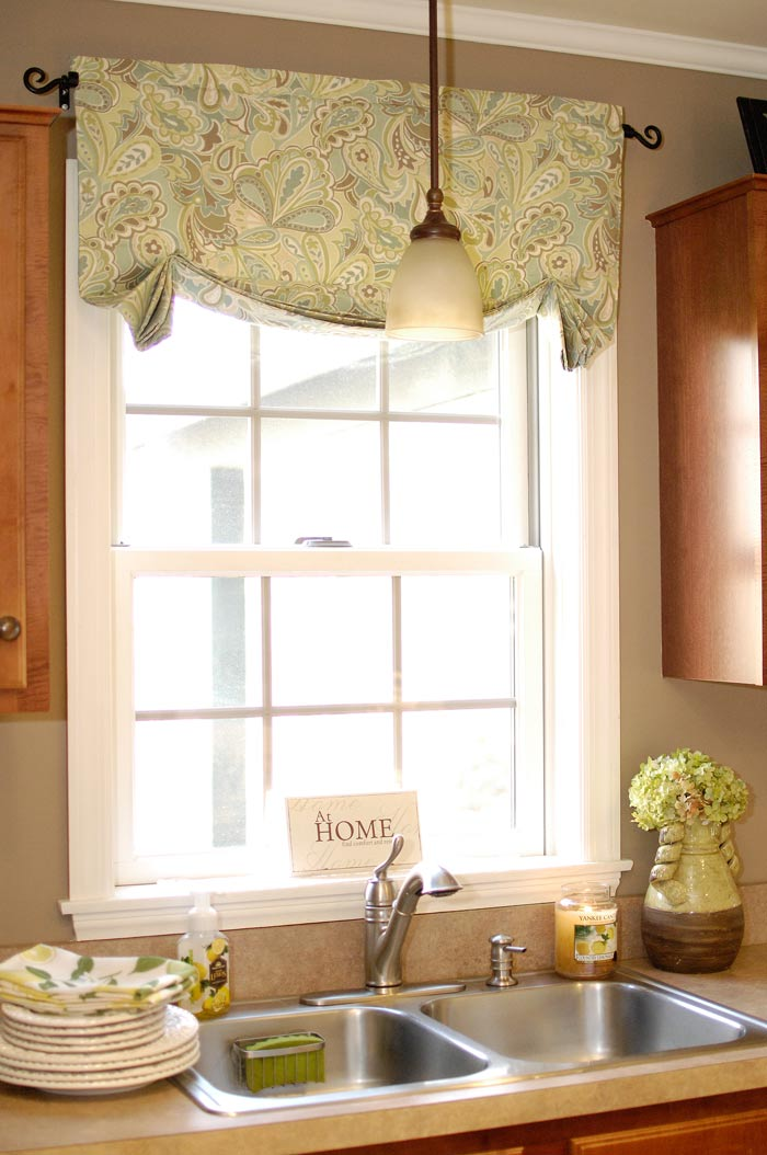 How to make the easiest curtains ever  Living Rich on Less