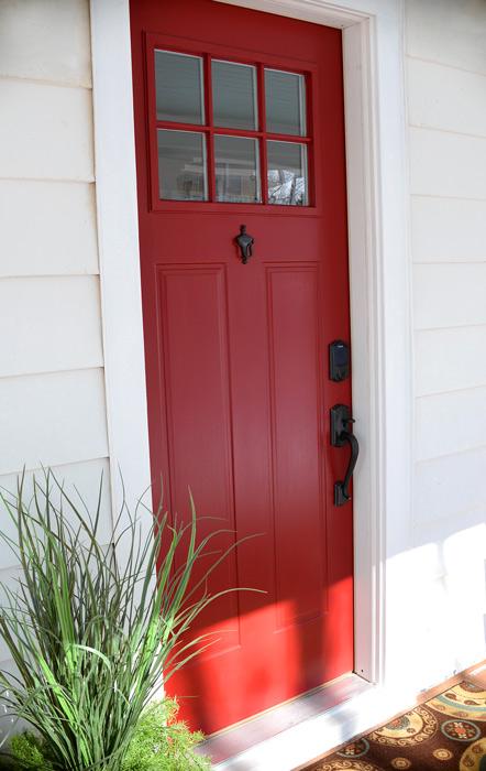 Door House Color Beautiful Front