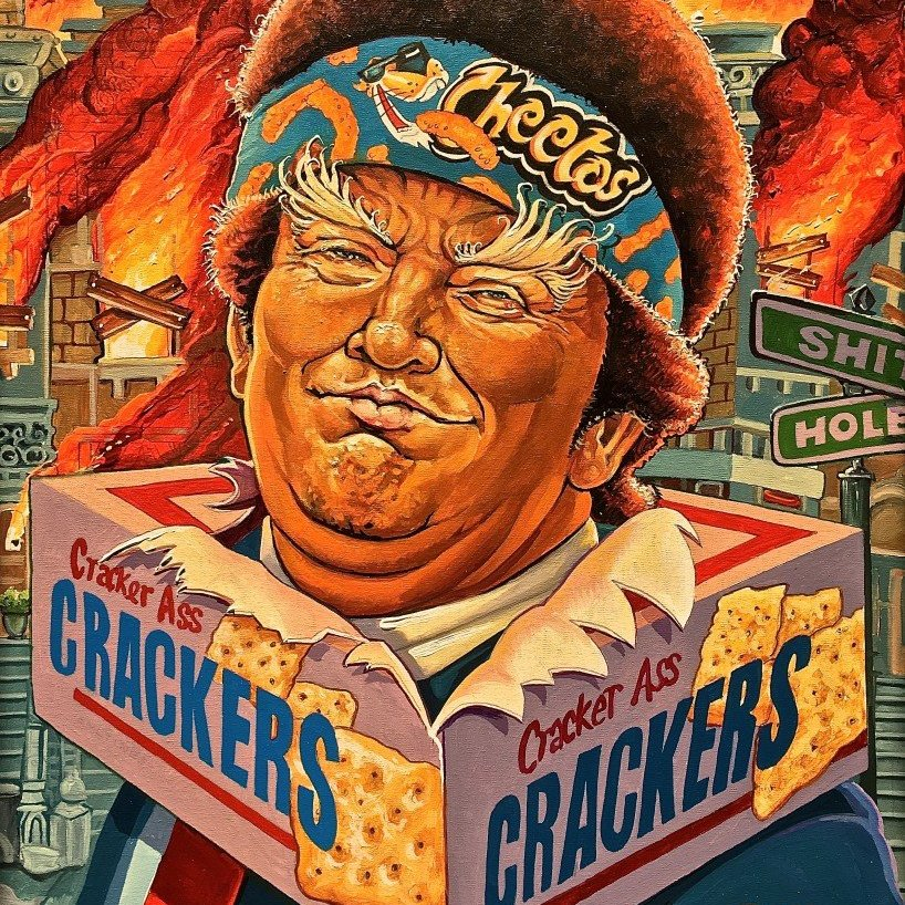 Cracker by Dave MacDowell