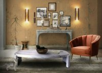 10 Contemporary Wall Sconces For Your Living Room  Living ...