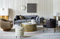 Luxury Living Rooms Designed by Kelly Wearstler  Living ...