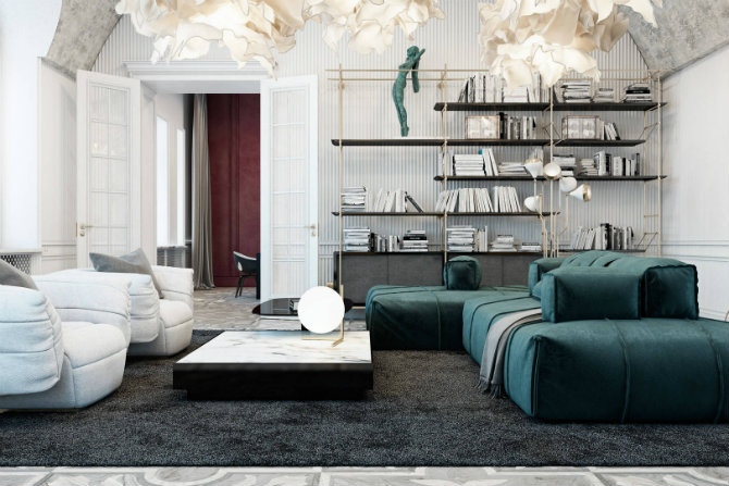 luxury apartment living room ideas light brown walls a in italy with an incredible 1