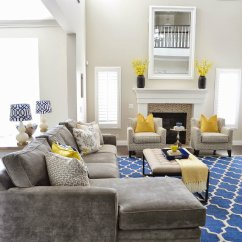 Box Sofa Set Designs Chair Philippines Living Room Ideas: Mix Blue And Yellow – Ideas