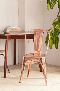 Living Room Ideas for the Fall: Use Copper Furnishings ...
