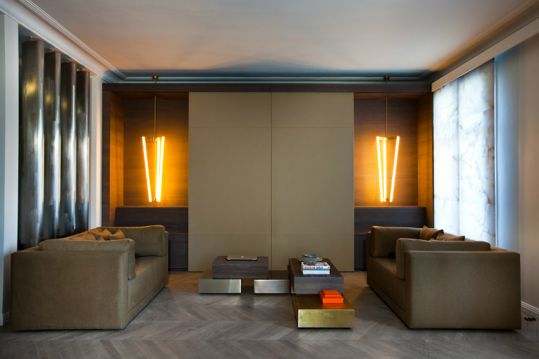 living room wall lamps i painted my too dark 8 mid century and contemporary to light up your centuryand