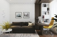 Living Room Inspiration: Contemporary House Design in ...