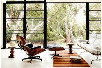 Living Room Essentials: Eames Lounge Chair and Ottoman ...