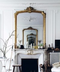 Modern Living Room Mirrors to Elevate Your Interior Design ...
