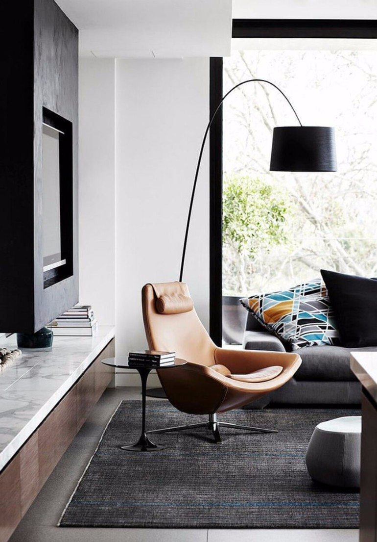 Living Room Ideas Floor Lamps For Your Reading Corner