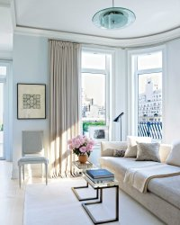 Living Room Inspiration: Luxury Apartment in New York City ...