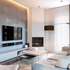 Living Room Open Plan Designs Wall Paint Design Ideas Stunning With Delightfull Lighting 4