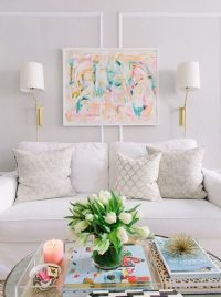 Interior Design Tips For Chic Small Living Rooms  Living ...