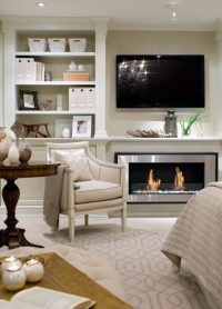 Living Rooms With Cozy Fireplaces  Living Room Ideas