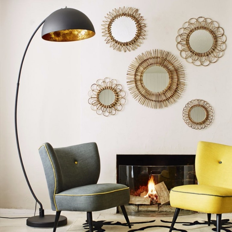 mid century modern living room lighting french rooms images floor lamps for designs