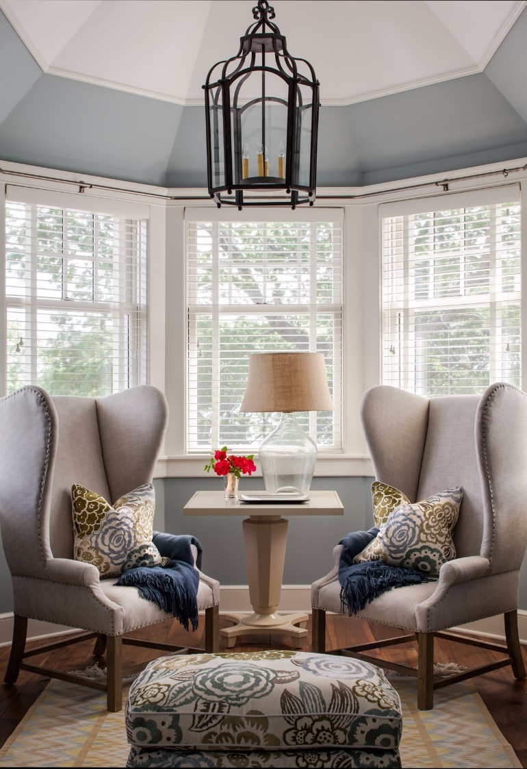 Design Ideas for Living Room Windows