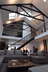 10 Loft-Style Living Room Design Ideas  Living Room Ideas