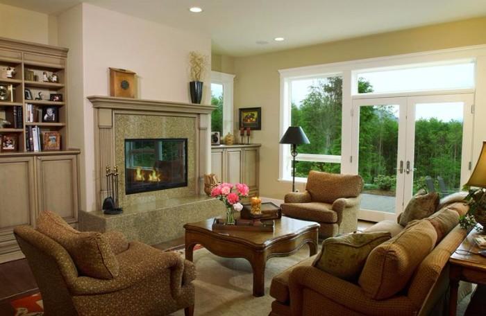 Cozy Designer Family Living Rooms  Living Room Ideas
