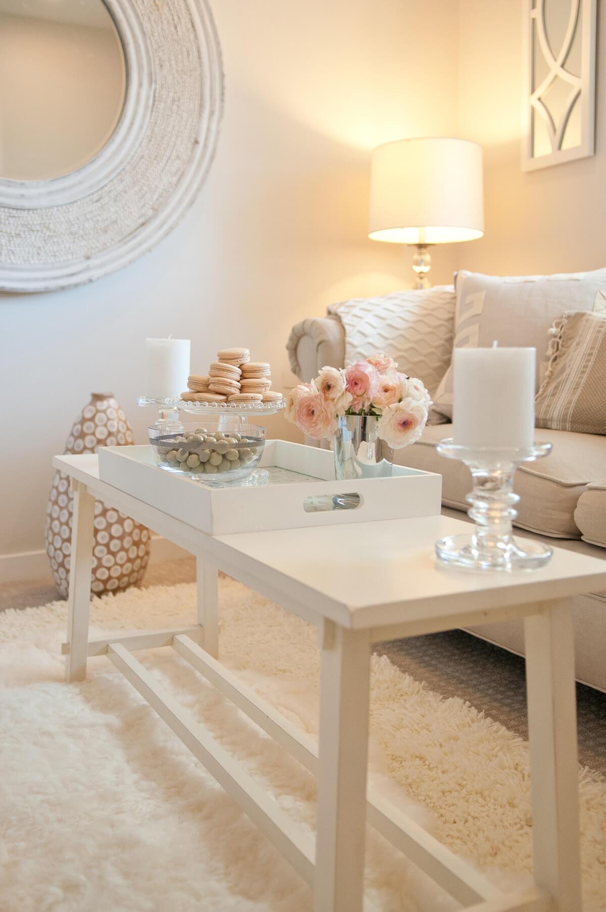 Coffee Table Living Room Decor