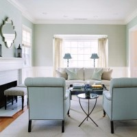How To Make a Light Blue-Green Living Room