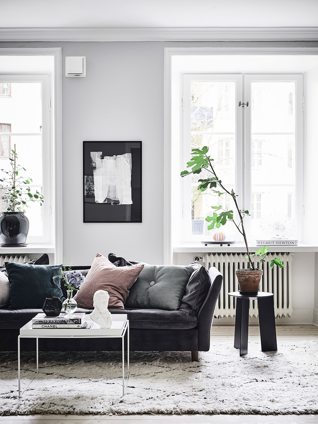 living room ideas black leather furniture porcelain tile design 5 sofas or we found what your was missing