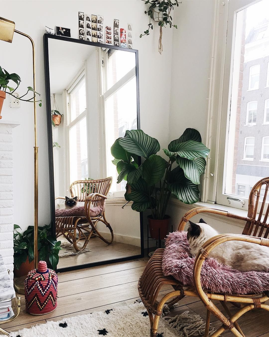 How to Use Living Room Wall Mirrors the Right Way  Living