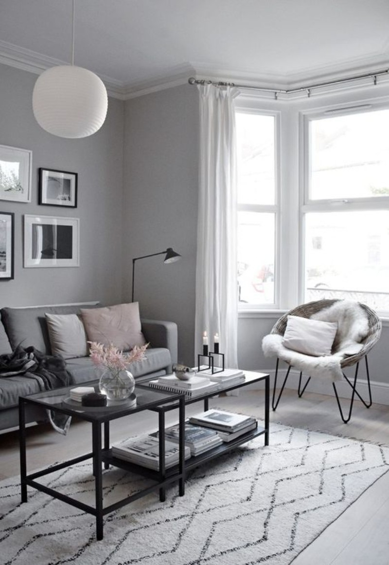 Minimalist Living Rooms That Makes Us Swoon