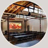 The Living Room is a versatile venue in North Downtown Omaha.