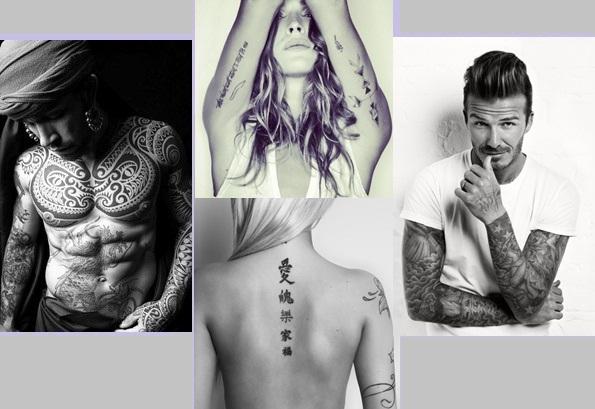 Tatuajes Moda Identidad O Trascendencia Val Corredora