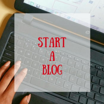 start-a-blog-front-page