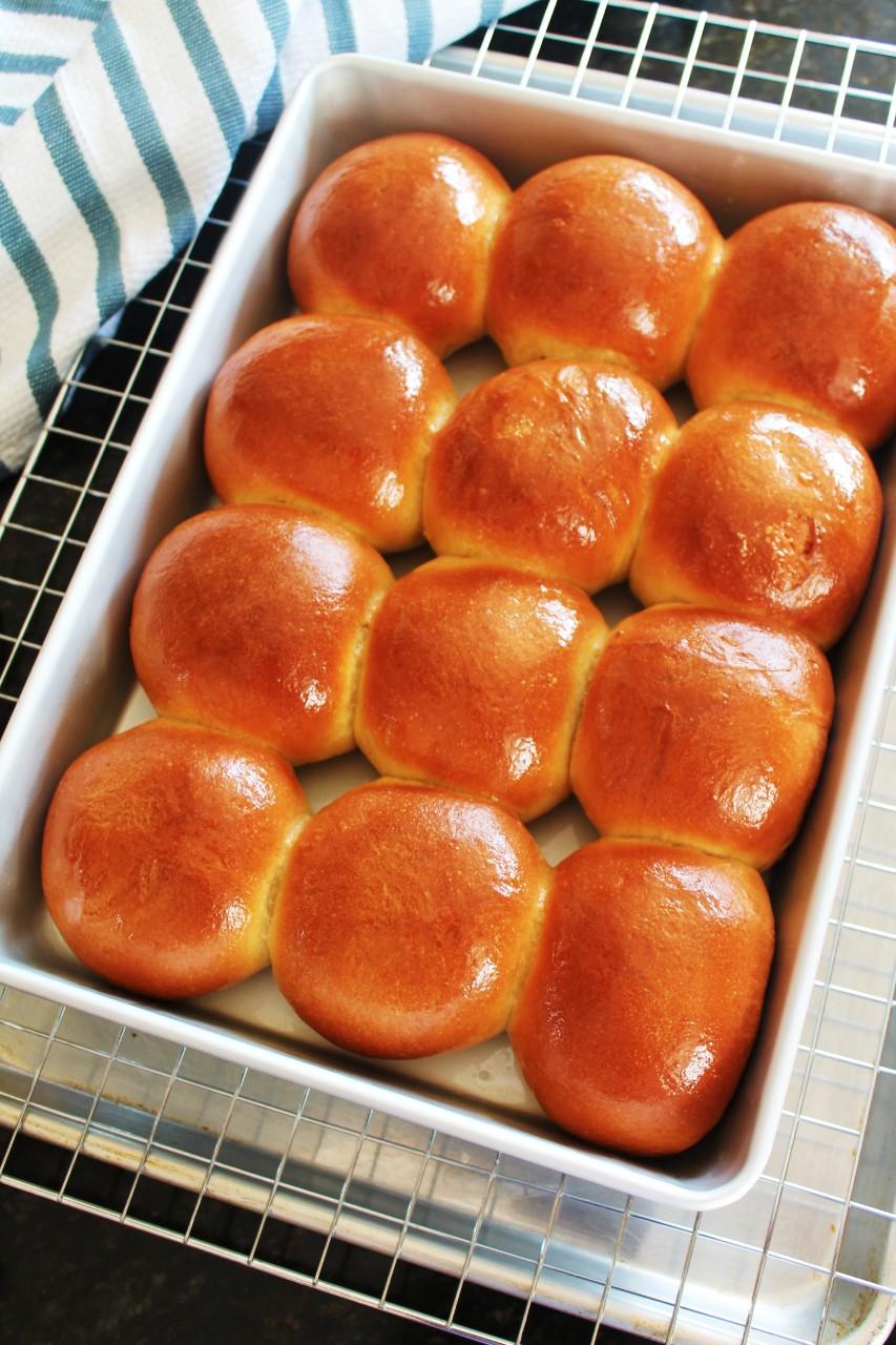 Dinner Rolls / Brioche Rolls