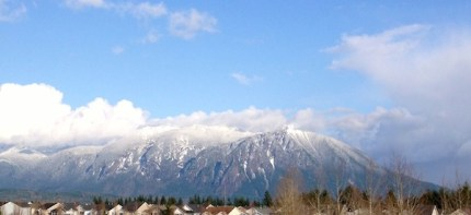 Taken by Dawn Blessing on Friday, March 22, 2013 at Snoqualmie Community Park.