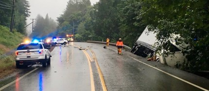 Second fatal accident in three weeks on SR 202 near Ames