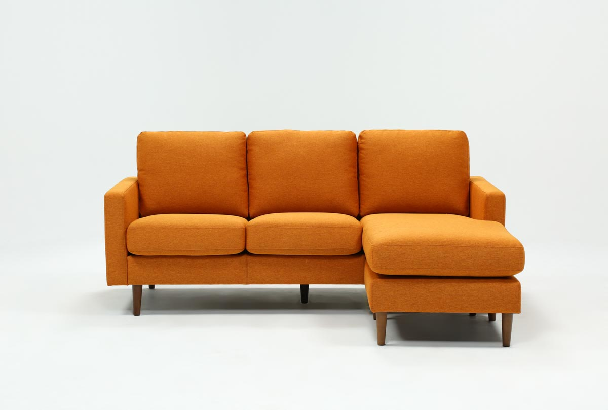 David Sunset Reversible Sofa Chaise  Living Spaces