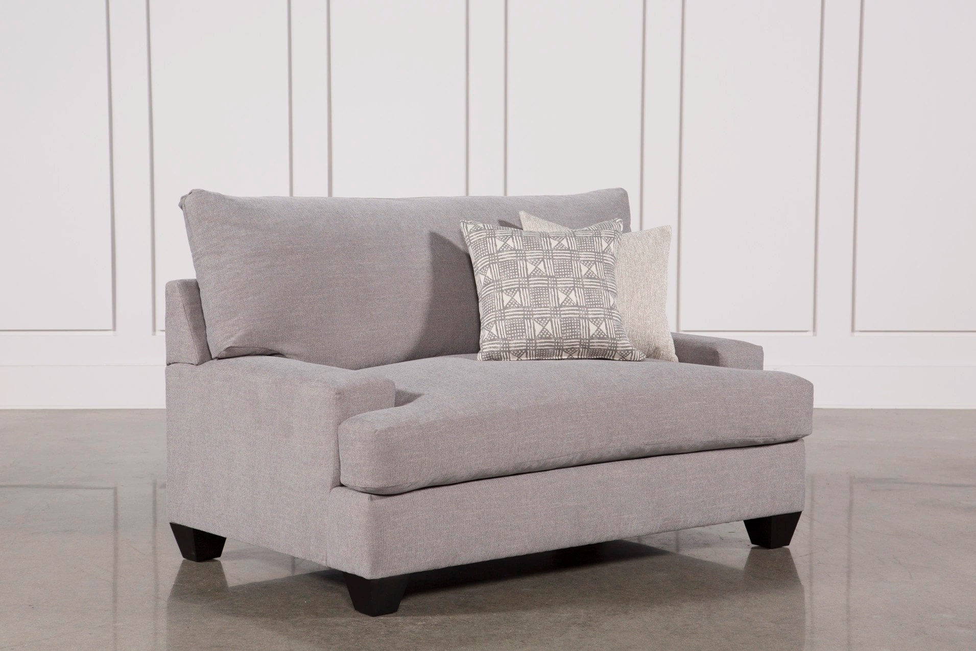 Oversized Sofa Chair Harper Down Oversized Chair Living Spaces