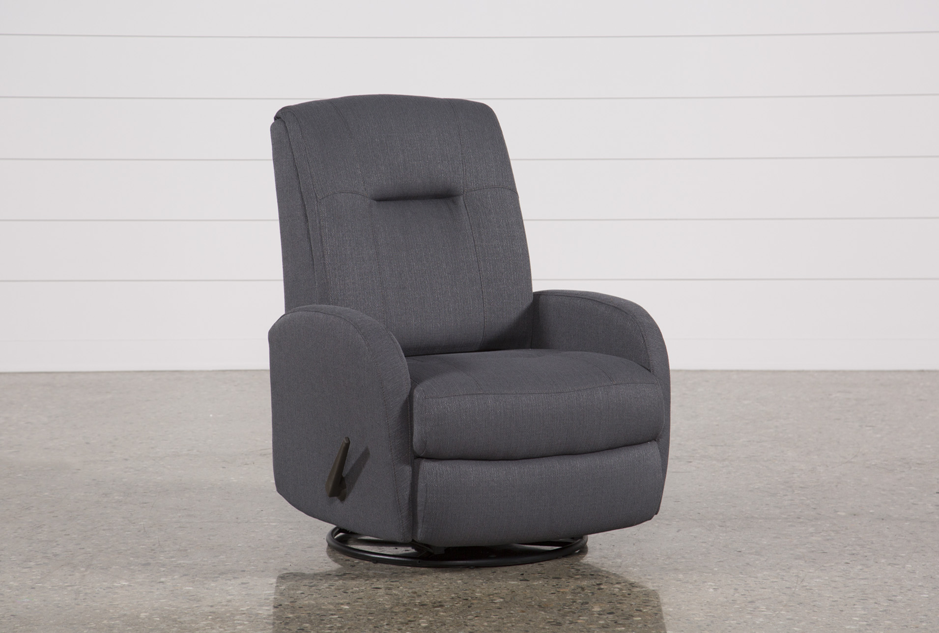 Swivel Rocker Recliner Chair Franco Iii Fabric Swivel Rocker Recliner