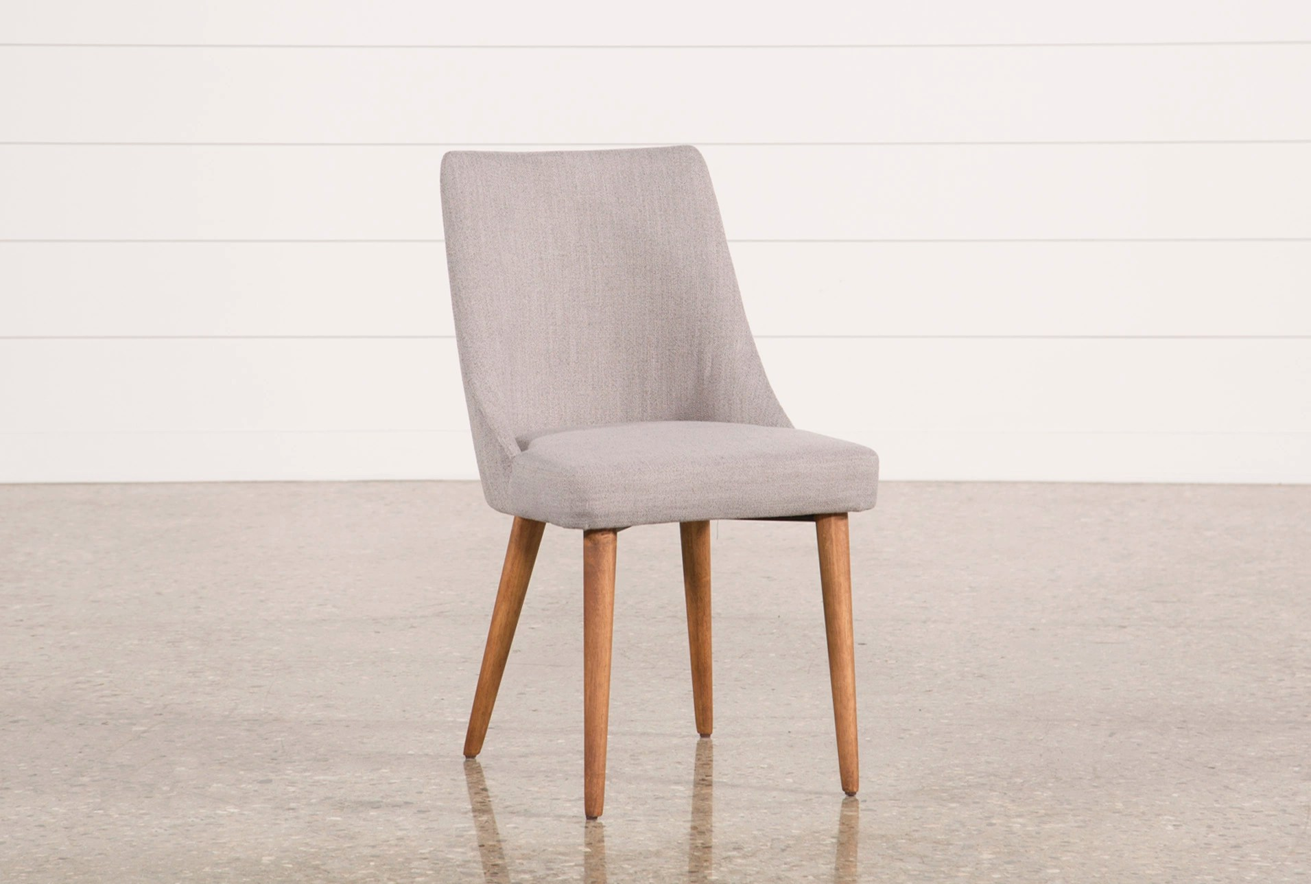 Grey Side Chair Moda Grey Side Chair Living Spaces