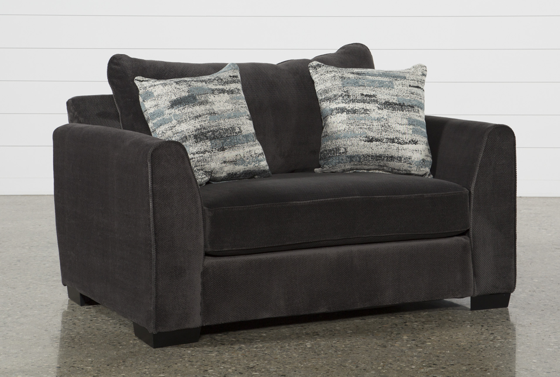 Oversized Sofa Chair Sheldon Oversized Chair Living Spaces
