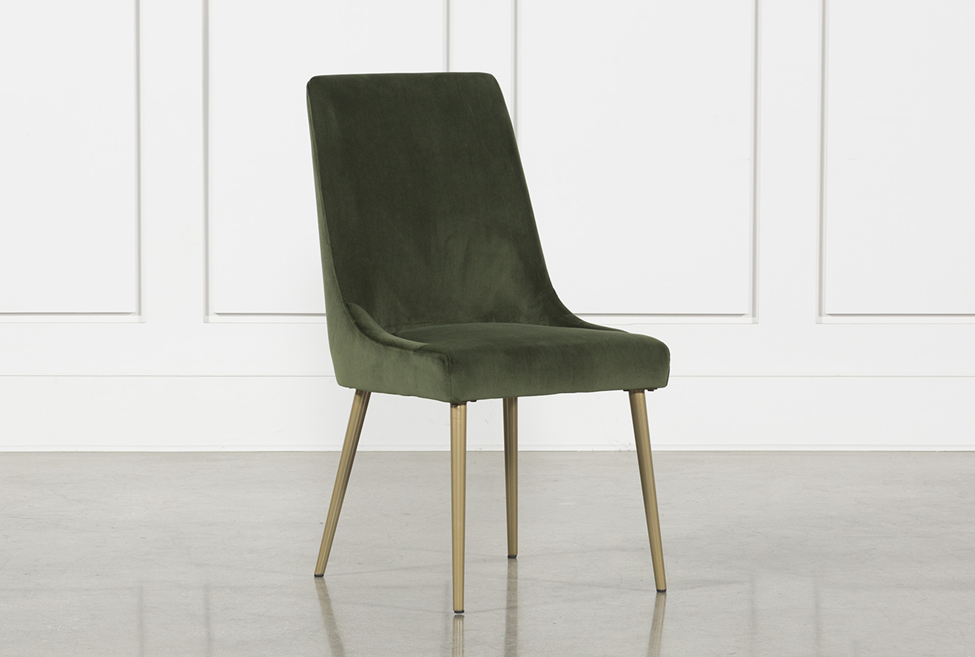 Emerald Green Accent Chair Osteria Emerald Side Chair