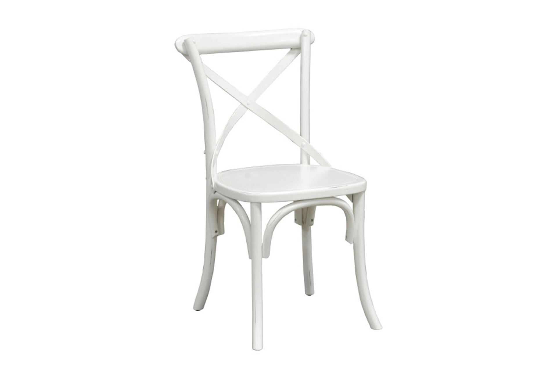 White Wooden Dining Chairs Pine Wood White Dining Chair