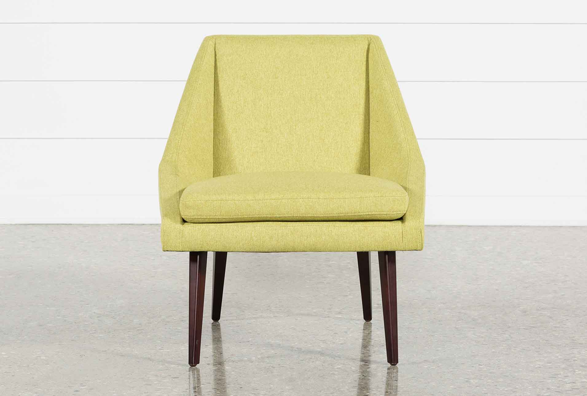 Lime Green Accent Chair Keisha Lime Accent Chair Living Spaces